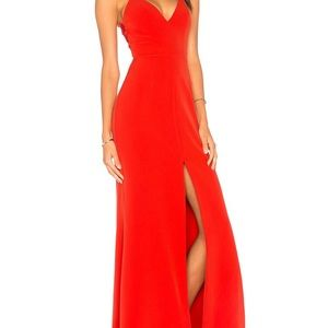 Lovers + Friends HELENA GOWN. (revolve)